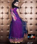 Satrangi by Saqib Party Dresses 2014 For Women 002