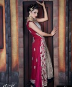 Satrangi by Saqib Party Dresses 2014 For Women 003