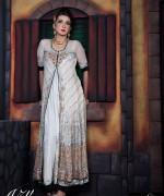 Satrangi by Saqib Party Dresses 2014 For Women 007