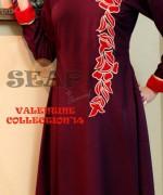 Seap By Sanaa Arif Valentine's Day Dresses 2014 For Women 007