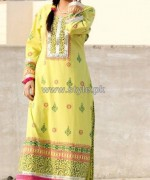 Seena Peerona Spring Collection 2014 For Girls 8