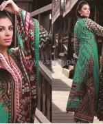 Shariq Textiles Libas Lawn Dresses 2014 For Summer 1