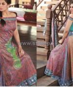 Shariq Textiles Libas Lawn Dresses 2014 For Summer 3