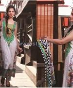 Shariq Textiles Libas Lawn Dresses 2014 Volume 2 10