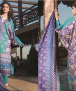 Shariq Textiles Libas Lawn Dresses 2014 Volume 2 6