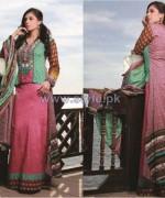 Shariq Textiles Libas Lawn Dresses 2014 Volume 2 8