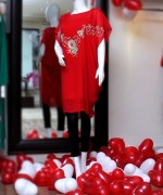 Shirin Hassan Valentines Day Dresses 2014 For Women 001