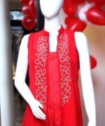 Shirin Hassan Valentines Day Dresses 2014 For Women 0011