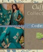 Silkasia Chiffon Collection 2014 For Women 5