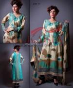 Silkasia Printed Silk Clothes 2014 For Women 10