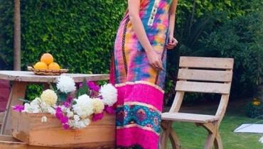 Spring Dresses 2014 by Annus Abrar