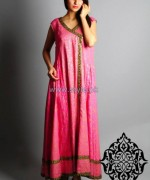 Stitched Stories Spring Dresses 2014 For Girls 2
