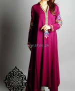 Stitched Stories Spring Dresses 2014 For Girls 3