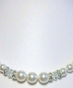 Swarovski Crystal Jewellery Designs 2014 For Women 001