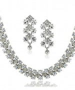 Swarovski Crystal Jewellery Designs 2014 For Women 0011