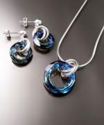 Swarovski Crystal Jewellery Designs 2014 For Women 0013