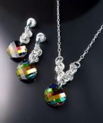 Swarovski Crystal Jewellery Designs 2014 For Women 0015