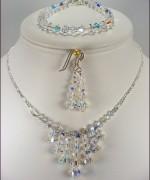 Swarovski Crystal Jewellery Designs 2014 For Women 012