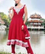 Trend Of Red Dresses 2014 For Pakistani Women 0010