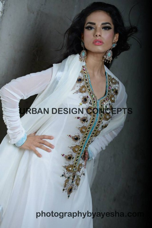 Urban Design Concepts Spring Dresses 2014 For Women 0010