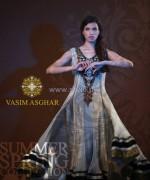 Vasim Asghar Spring Summer Dresses 2014 For Girls 3