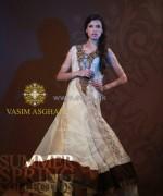 Vasim Asghar Spring Summer Dresses 2014 For Women 5