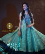 Vasim Asghar Spring Summer Dresses 2014 For Women 6