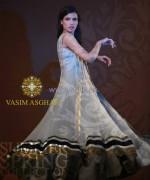 Vasim Asghar Spring Summer Dresses 2014 For Women 7