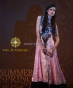 Vasim Asghar Spring Summer Dresses 2014 For Women 8