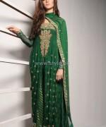 Wajahat Mansoor Formal Wear Dresses 2014 For Women 1