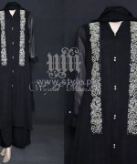 Wajahat Mansoor Party Dresses 2014 For Spring 4