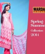 Warda Designer Spring Dresses 2014 for Women007
