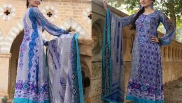 Yashfeen Lawn Summer Dresses 2014 For Women 003