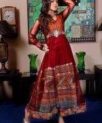 Zahra Ahmad Semi-formal Wear Dresses 2014001