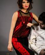 Zunaira Lounge Valentines Day Dresses 2014 For Women 0010