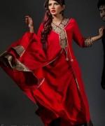 Zunaira Lounge Valentines Day Dresses 2014 For Women 006