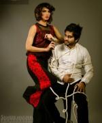 Zunaira Lounge Valentines Day Dresses 2014 For Women 008