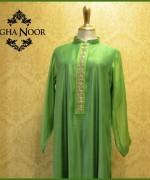 Agha Noor Spring Dresses 2014 For Women 001