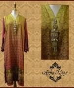 Agha Noor Spring Dresses 2014 For Women 004