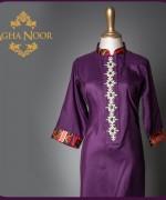 Agha Noor Spring Dresses 2014 For Women 008
