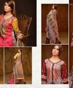 Al Hamra Textiles Lawn Dresses 2014 Volume 2 For Women 0013