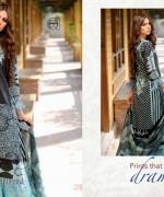 Al Hamra Textiles Lawn Dresses 2014 Volume 2 For Women 0014