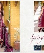 Al Hamra Textiles Lawn Dresses 2014 Volume 2 For Women 0015