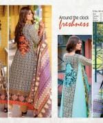 Al Hamra Textiles Lawn Dresses 2014 Volume 2 For Women 003