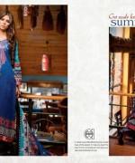 Al Hamra Textiles Lawn Dresses 2014 Volume 2 For Women 007