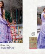Al Hamra Textiles Lawn Dresses 2014 Volume 2 For Women 008