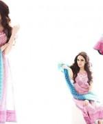 Armeena Rana Khan Designer Lawn 2014 by Gohar Textiles001