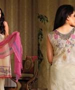 Armeena Rana Khan Designer Lawn 2014 by Gohar Textiles004