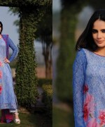 Armeena Rana Khan Designer Lawn 2014 by Gohar Textiles005