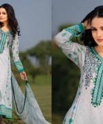Armeena Rana Khan Designer Lawn 2014 by Gohar Textiles010